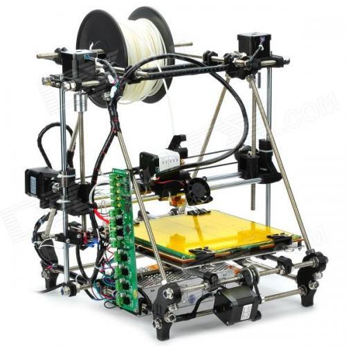 Open Heacent RepRap Prusa Mendel 3D Printer £373.80 @ DealExtreme