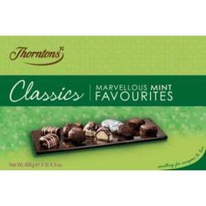 Thorntons mint collection £3.99 @ argos