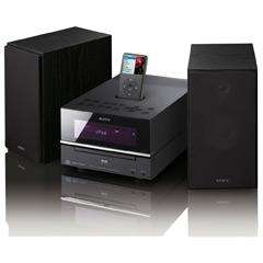 Sony Mini Hifi with dab and iPod dock refurbished @Sony outlet  Save £99.99 now only £50 including delivery