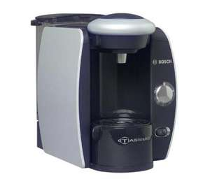 BOSCH Tassimo Fidelia TAS4011GB Hot Drinks Machine - Silver £29.91 @ Currys