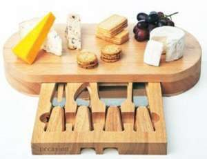 Half price cheese board set £19.99 @ Captain Cooks