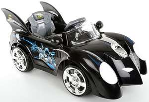 batman Batmobile Ride-On £139 @ Halfords