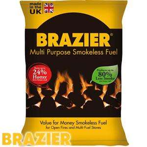 10kg Smokeless Coal £3.99 traditional coal £2.99@Homebargains
