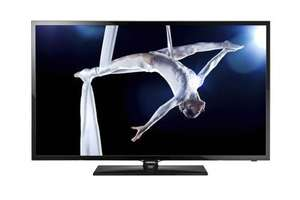 "SAMSUNG UE39F5000AK 39"" LED TV FULL HD 1080P WITH FREEVIEW HD 2 X HDMI - BLACK - Refurbished - £279 - Tesco Outlet Ebay"