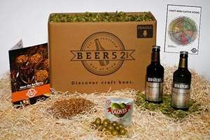 Craft Beer Taster Box for £6.99 delivered @ Groupon