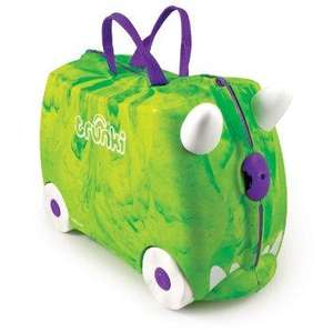 Trunki Trunkisaurus Rex Ride-on Suitcase (Green) £21.43 delivered @ Amazon