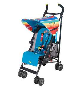 Maclaren Volo Pushchair / Buggy Dylans Candy Bar £68.50 @ Boots & £16.44 of points with code