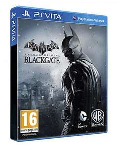 Batman Arkham Origins Blackgate on PS Vita @ Simply Be for £22 + £2.99 P&P = £24.99