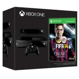Xbox One + Fifa 14, Battlefield 4, Forza 5, CoD Ghosts £564.96 @ Game.co.uk