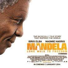 Times+ Members screening of Mandela: Long W alk to Freedom Tue 3rd Dec 6pm for 6.30pm start