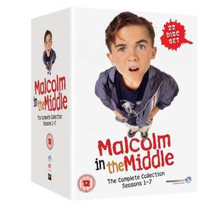 Malcolm In The Middle - The Complete Collection Box Set (Seasons 1-7) [DVD] - £89.09 @ Amazon UK