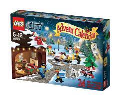 LEGO City Town Advent Calendar  60024 -  £13.32 @ Sainsburys