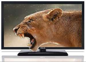 "Finlux 42"" Inch 3D LED TV Full HD 1080p Freeview USB PVR 8x Glasses - £279.99 @ebay Via Finlux direct"
