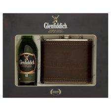 Glenfiddich Miniature & Hip Flask Stocking Filler - £8 @ Tesco Instore and Online