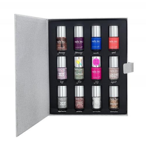 Nails Inc Nail Polish Diary Collection £29 at Amazon
