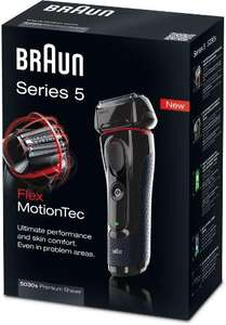 Braun Series 5 5030s-5 Electric Shaver £64.00 @ Amazon