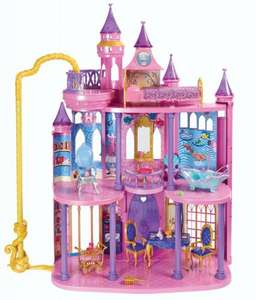 Disney Princess Ultimate Dream Castle - was £200, ** NOW £115.99 ** delivered from Amazon!!