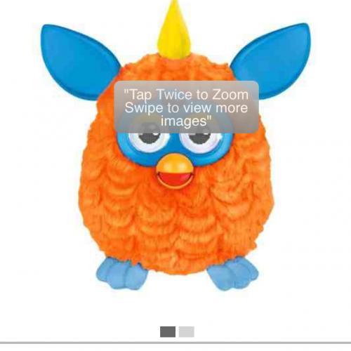 £29.99 furby orange/blue half price @ tesco