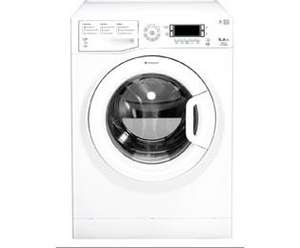 Hotpoint Ultima WMUD9627P Washing Machine Freestanding White 9kg wash load only £299@appliances online