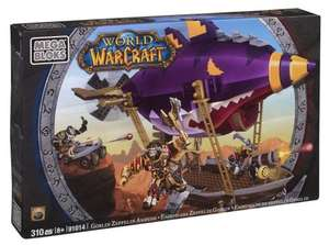 World of Warcraft goblin zepplin ambush only £9.49 @Game