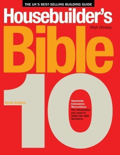 Housebuilders Bible Version 10 £13.00 @ Amazon
