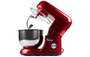 Andrew James 1500W Stand Mixer With Splash Guard and 5.2 Litre Bowl + Spatula + 128 Page Food Mixer Cookbook, Free delivery £75.41 using coupon @ Andrew James
