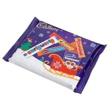 Cadbury small Selection box 3 for £2 @ Poundland