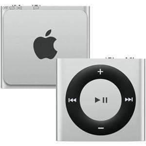 iPod shuffle 5th Gen 2GB Silver  £24.99 Using  WEND20 @ The Hut & Free Delivery