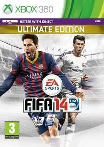 FIFA 14 Ultimate Edition Xbox/PS3 - £29.99 Delivered at Amazon... be quick!