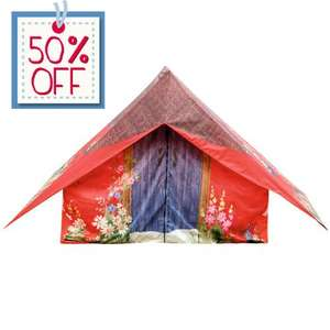 Cath Kidston Country Cottage Tent - was £120 now £60 - How cute is this!