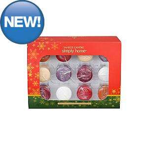 Yankee candle 12 christmas set!! only £10  @ Asda