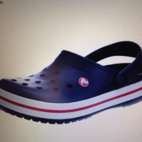 Crocs Unisex Crocband Clogs  (£13.99) - Javari