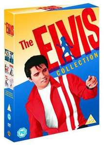 The Elvis Collection 6 DVD movies £8.79 @ Base.com