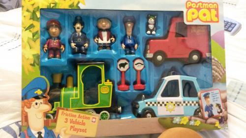 Postman Pat Play set £24.99 @ B&M