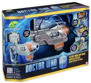 Doctor Who cleric wars app game @ poundstretcer £2.99