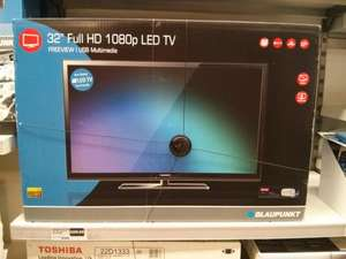 "Blaupunkt 32"" 1080P LED TV £199 Instore at Sainsbury swansea"