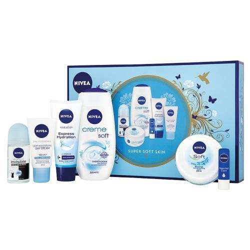 Nivea Super Soft Skin Gift Set £10 delivered from amazon