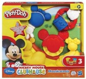 Play-Doh Mickey Mouse Clubhouse Mouskatools Kit only £6 @ Amazon + other deals in post.