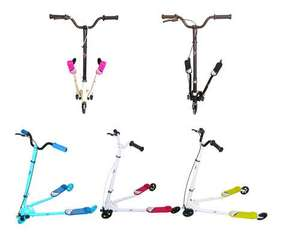 3 Wheel Swing Tri Slider Motion Push Scooters For Kids Ebay deals