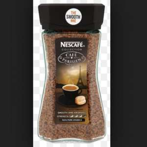 Nescafé Parisien coffee 100g £1.49 Co-op in store - clearance/range review