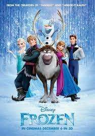 Free Screening Frozen 3D