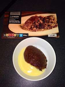 *Half Price* The Co-operative Truly Irresistible Sticky Toffee Sponge Pudding 350g £1.50