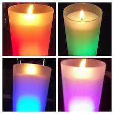 Airwick colour changing candle £1.99 @ B&M