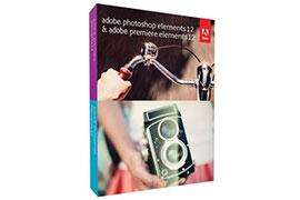 Adobe Photoshop Elements and Premiere Elements 12 Bundle Edition (PC/Mac), £34.99. Amazon UK
