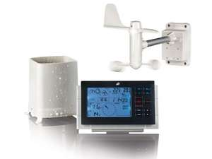 AURIOL® 3 Piece Premium Weather Station Set, £39.99 Lidl