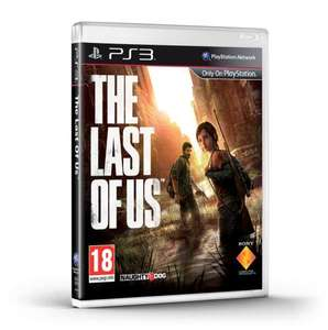 The Last of Us (PS3) - Brand New £19.99 @ Amazon