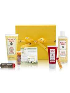 Burt's Bees Grab Bag Gift Set – Zesty Red / Sweet Pink now half price £25 delivered at Burt's Bees
