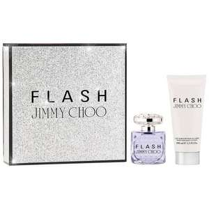 Jimmy Choo Flash Parfum Gift Set £34.58 @ debenhams