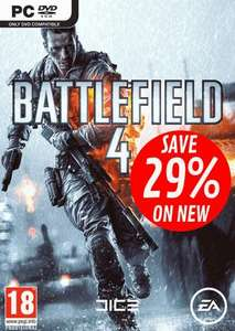 Battlefield 4 with China Rising Expansion Pack for PC - £24.99 Delivered @ Game