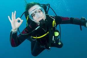 Two-Day PADI Open-Water  Scuba - £79 @ Groupon